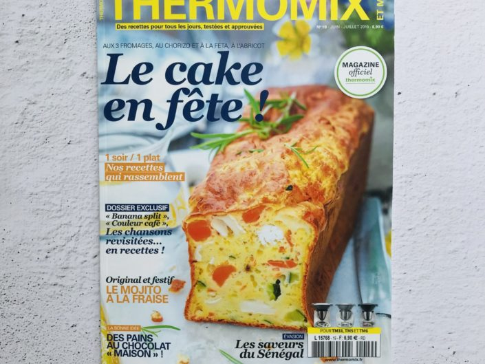 THERMOMIX n°19