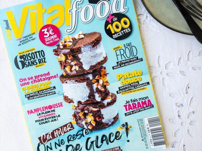 VITALFOOD Magazine
